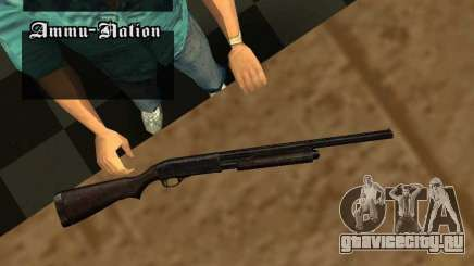 Remington 870 Action Express для GTA San Andreas