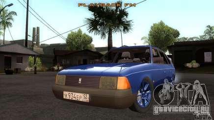 АЗЛК 2141 People Edition для GTA San Andreas