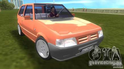 Fiat Uno для GTA Vice City