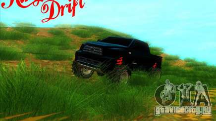 Toyota Tundra OFF Road Tuning для GTA San Andreas