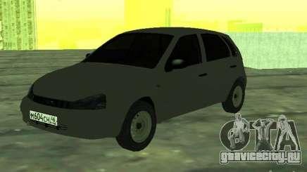 ВАЗ 1119 Калина Хэтчбэк для GTA San Andreas