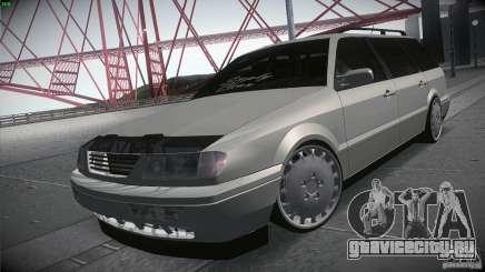 Volkswagen Passat B4 для GTA San Andreas
