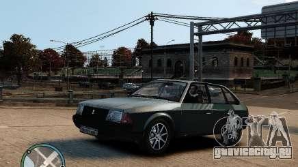 АЗЛК Москвич 2141 для GTA 4