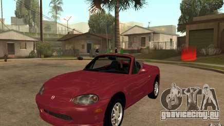 Mazda MX5 - Stock для GTA San Andreas