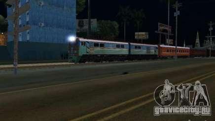 ВЛ8м-750 для GTA San Andreas