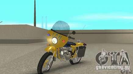 Урал ГАИ для GTA San Andreas