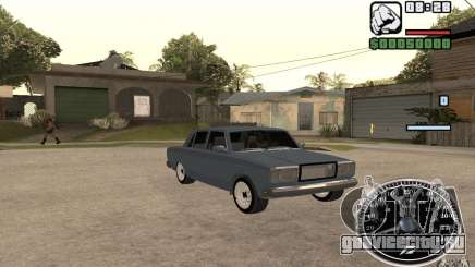 ВАЗ 2107 Light Tuning для GTA San Andreas