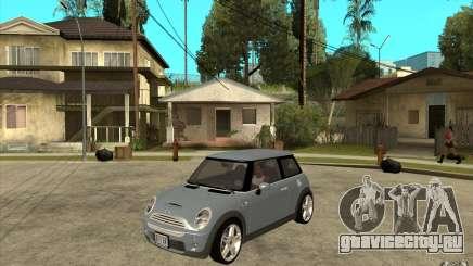 Mini Cooper - Stock для GTA San Andreas