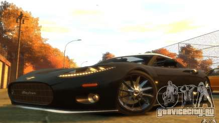 Spyker C8 Aileron для GTA 4