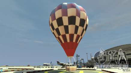 Balloon Tours option 2 для GTA 4