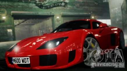 Noble M600 2010 для GTA 4