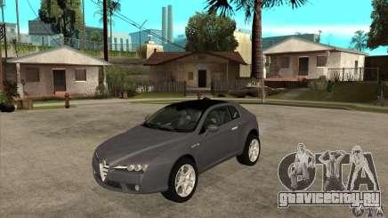 Alfa Romeo Brera из NFSC для GTA San Andreas