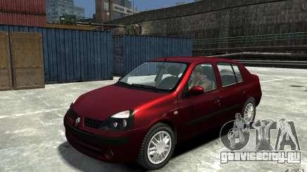 Renault Clio 1.4L для GTA 4