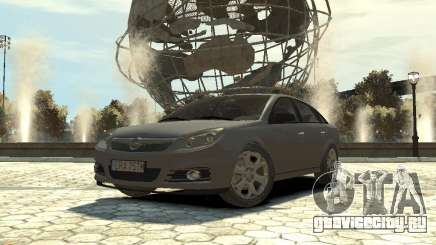 Opel Vectra для GTA 4