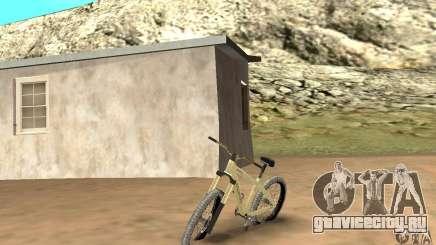 Specialized P.3 Mountain Bike v 0.8 для GTA San Andreas