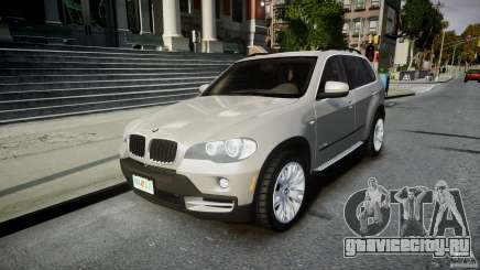 BMW X5 Experience Version 2009 Wheels 223M для GTA 4
