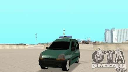 Renault Kangoo Straz Graniczna для GTA San Andreas