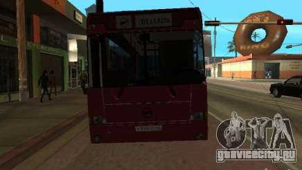ГолАЗ-ЛиАЗ 5256R для GTA San Andreas