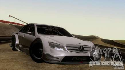 Mercedes Benz C-Class Touring 2008 для GTA San Andreas
