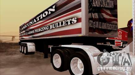 Прицеп к Peterbilt 377 для GTA San Andreas
