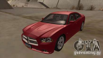 Dodge Charger RT 2011 V1.0 для GTA San Andreas