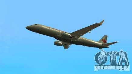 Embraer ERJ 190 Air Canada для GTA San Andreas