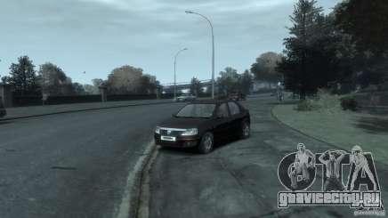 RENAULT LOGAN для GTA 4
