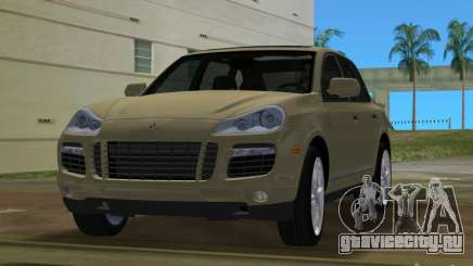 Porsche Cayenne Turbo S для GTA Vice City