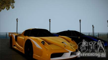 Ferrari FXX Evoluzione для GTA San Andreas