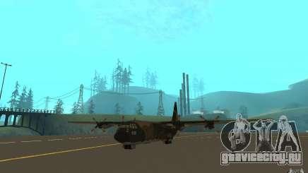 C-130 From Black Ops для GTA San Andreas
