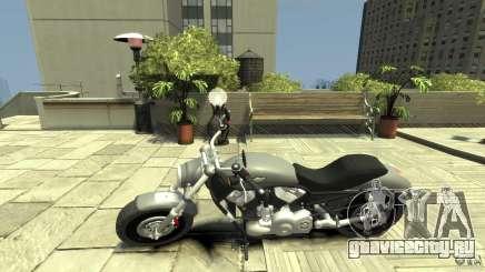 Harley Davidson V-Rod (ver. 0.1 beta) HQ для GTA 4
