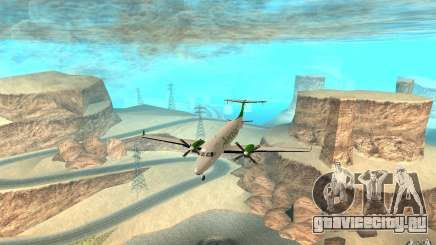 Beechcraft B1900D для GTA San Andreas