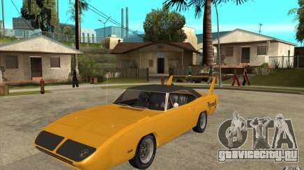 Plymouth Roadrunner Superbird Custom для GTA San Andreas