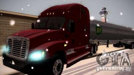 Freightliner Cascadia для GTA San Andreas
