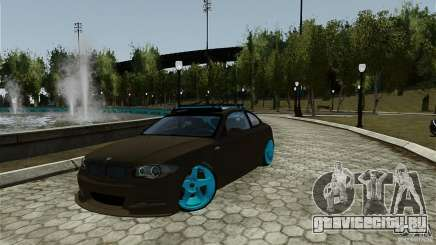 BMW 135i HellaFush для GTA 4