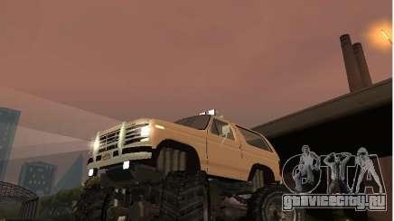 Ford Bronco IV Monster для GTA San Andreas