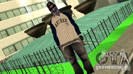 CripS Ryder для GTA San Andreas