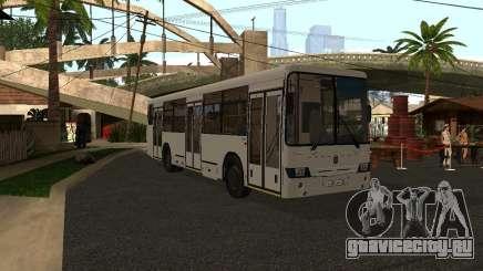 НефАЗ 5299 для GTA San Andreas