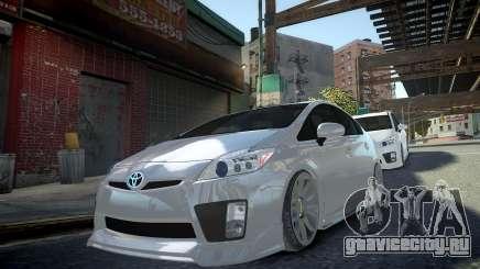 Toyota Prius III для GTA 4