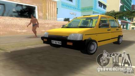 Daewoo Tico для GTA Vice City