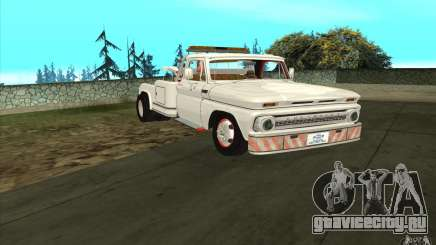 Chevrolet Эвакуатор для GTA San Andreas