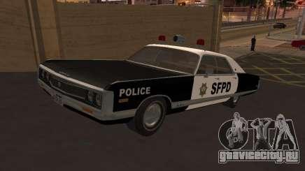 Chrysler New Yorker Police 1971 для GTA San Andreas