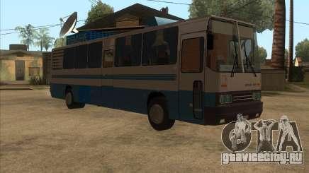 Икарус 255 Телевидение для GTA San Andreas