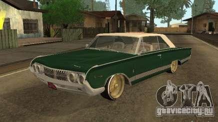 Mercury Park Lane Lowrider для GTA San Andreas