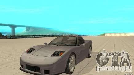 Coquette из GTA 4 для GTA San Andreas