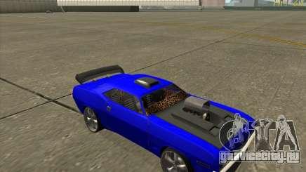 Plymouth Hemi Cuda из NFS Carbon для GTA San Andreas