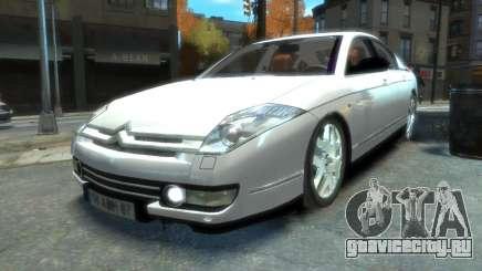 Citroen C6 для GTA 4