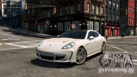 Gemballa Mistrale Concept 2011 для GTA 4