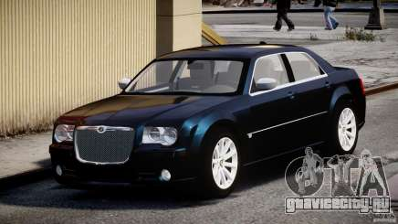 Chrysler 300C SRT8 для GTA 4