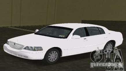 Lincoln Town Car для GTA Vice City
